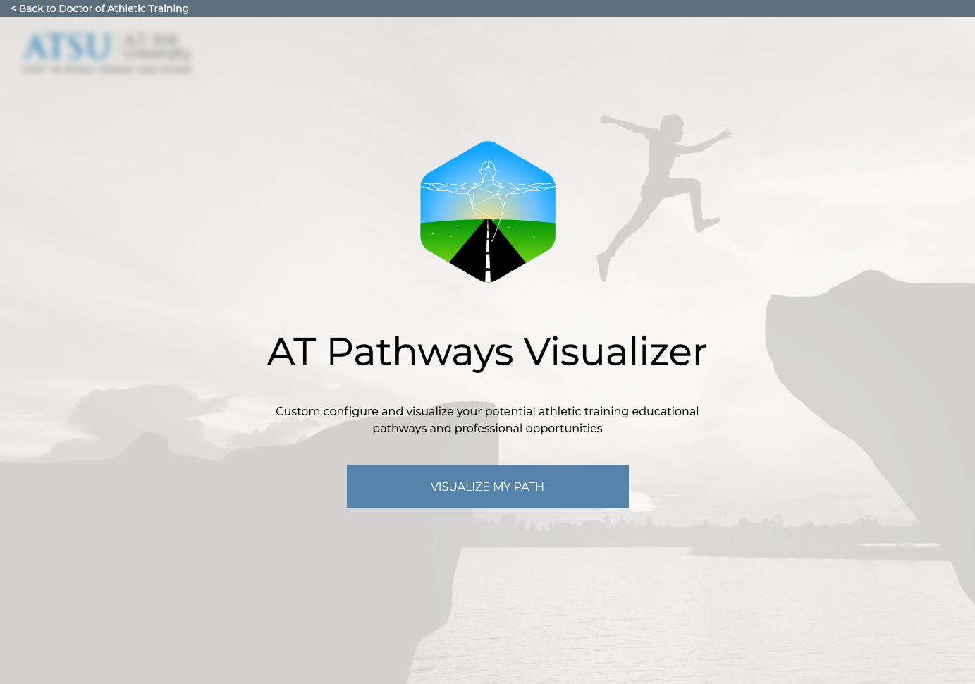 Screenshot of AT Pathways Visualizer